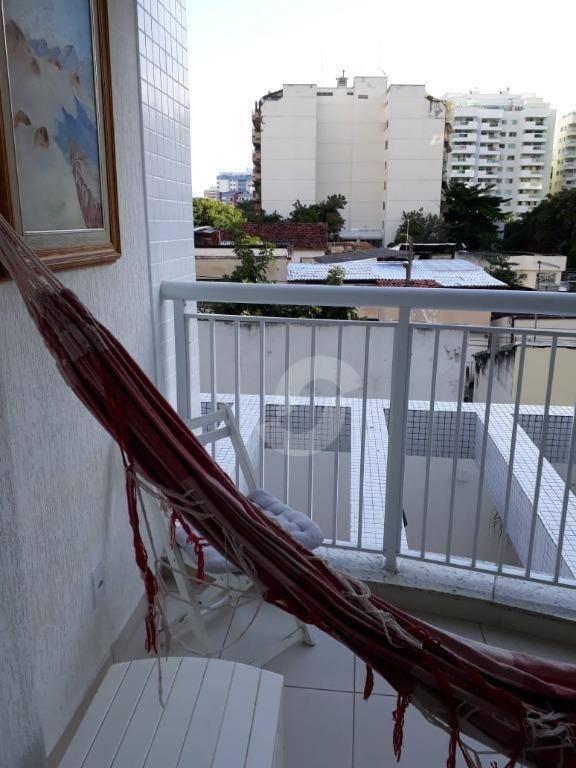 apartamento residencial à venda, santa rosa, niterói. - ap4775