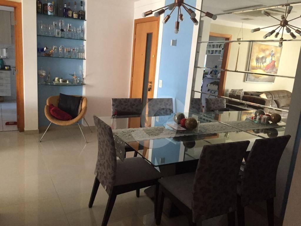 apartamento residencial à venda, santa rosa, niterói. - ap5907