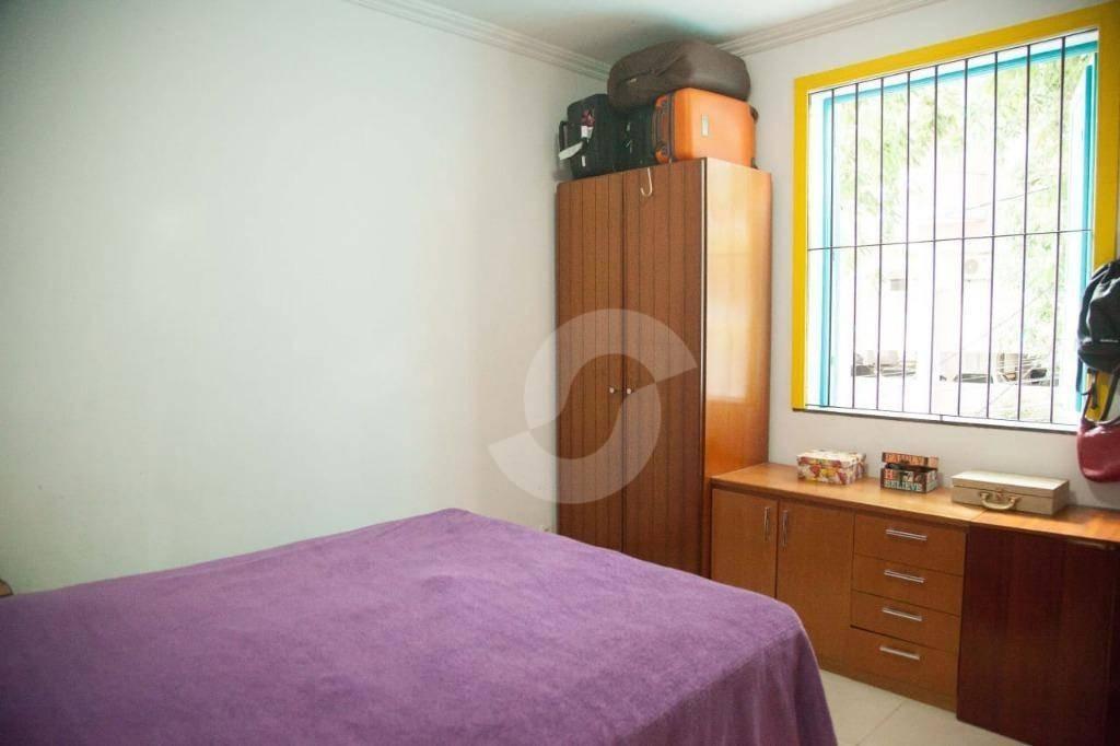 apartamento residencial à venda, santa rosa, niterói. - ap5913