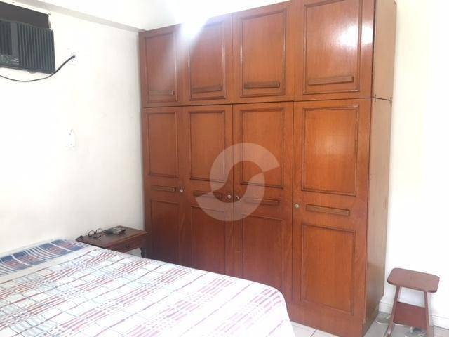 apartamento residencial à venda, santa rosa, niterói. - ap6172
