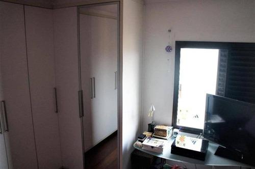 apartamento residencial à venda, santa teresinha, santo andré. - ap1455