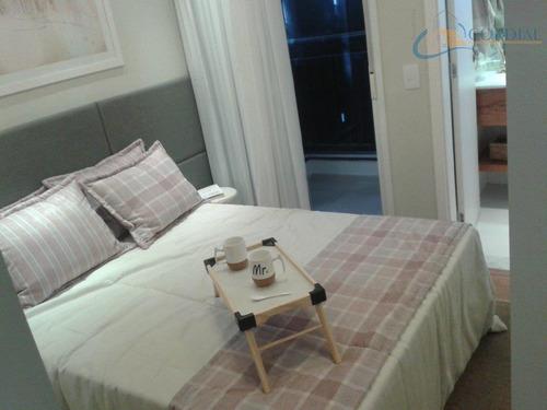 apartamento residencial à venda, santa teresinha, são paulo. - codigo: ap0233 - ap0233
