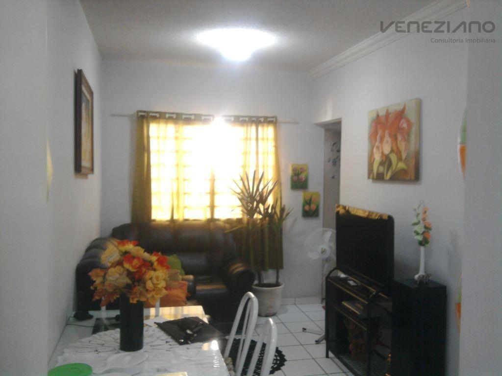 apartamento  residencial à venda, santa terezinha, piracicaba. - ap0090