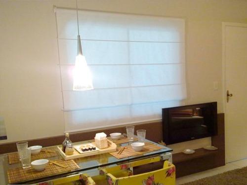 apartamento residencial à venda, santa terezinha, piracicaba. - ap0218