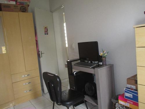 apartamento residencial à venda, santa terezinha, piracicaba. - ap0491
