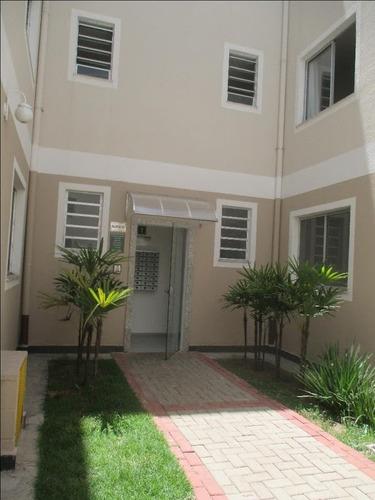 apartamento residencial à venda, santa terezinha, piracicaba. - ap0514