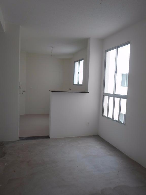 apartamento residencial à venda, santa terezinha, piracicaba. - ap0579