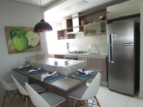 apartamento residencial à venda, santa terezinha, piracicaba. - ap0867