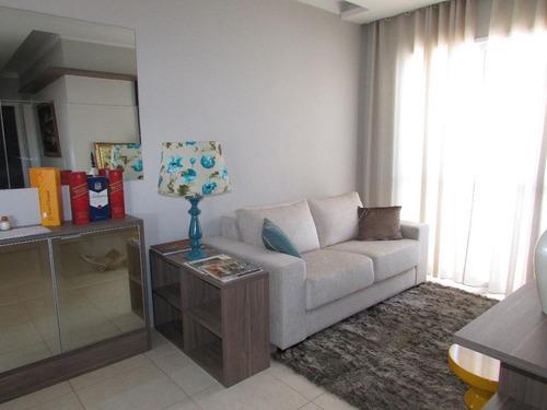 apartamento residencial à venda, santa terezinha, piracicaba. - ap0868