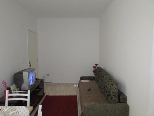 apartamento residencial à venda, santa terezinha, piracicaba. - ap1151