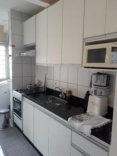 apartamento residencial à venda, santa terezinha, piracicaba. - ap1278
