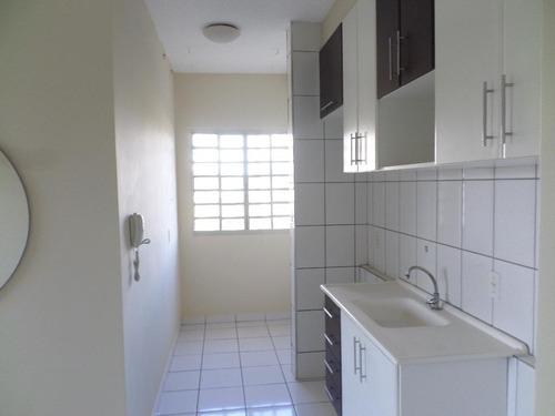 apartamento residencial à venda, santa terezinha, piracicaba. - ap1492