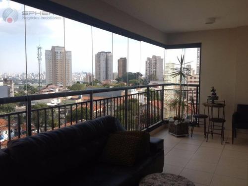 apartamento residencial à venda, santa terezinha, são paulo. - ap0412