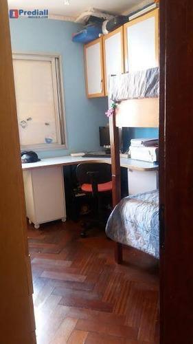apartamento residencial à venda, santa terezinha, são paulo. - ap2183