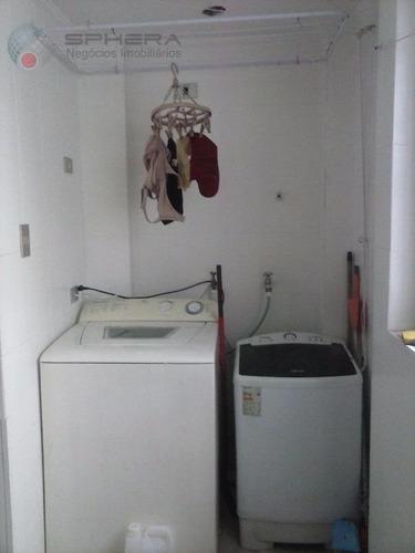 apartamento  residencial à venda, santana, são paulo. - ap0123