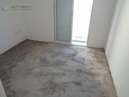 apartamento  residencial à venda, santana, são paulo. - ap0132