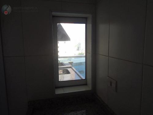 apartamento  residencial à venda, santana, são paulo. - ap0134