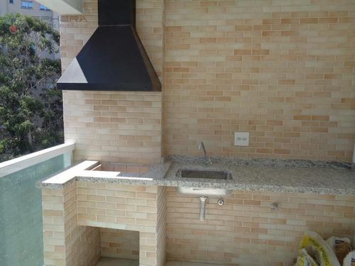 apartamento  residencial à venda, santana, são paulo. - ap0135