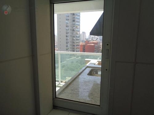 apartamento  residencial à venda, santana, são paulo. - ap0136