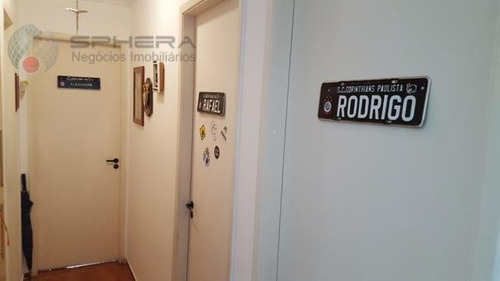 apartamento residencial à venda, santana, são paulo. - ap0156