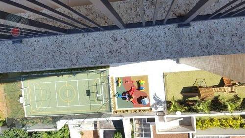 apartamento residencial à venda, santana, são paulo. - ap0235