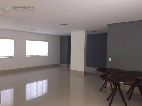 apartamento residencial à venda, santana, são paulo. - ap0253