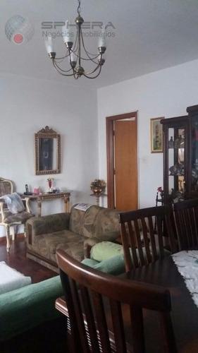 apartamento residencial à venda, santana, são paulo. - ap0260