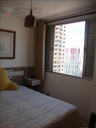 apartamento residencial à venda, santana, são paulo. - ap0293