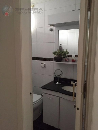apartamento residencial à venda, santana, são paulo. - ap0305
