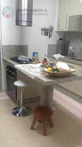 apartamento residencial à venda, santana, são paulo. - ap0328