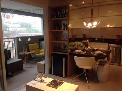 apartamento residencial à venda, santana, são paulo. - ap0363