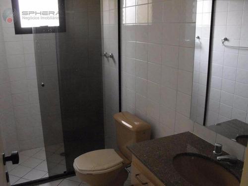 apartamento residencial à venda, santana, são paulo. - ap0366
