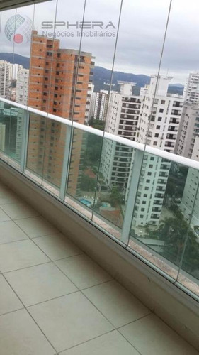 apartamento residencial à venda, santana, são paulo. - ap0389