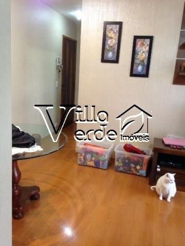 apartamento residencial à venda, santana, são paulo - ap0687. - ap0687