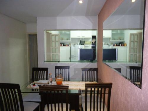 apartamento residencial à venda, santana, são paulo - ap0826. - ap0826