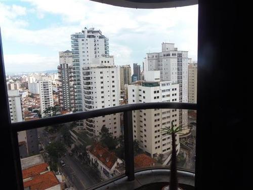 apartamento residencial à venda, santana, são paulo - ap0863. - ap0863