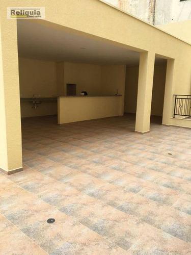apartamento residencial à venda, santana, são paulo. - ap1000
