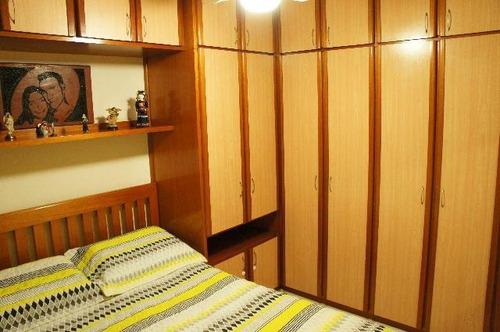 apartamento residencial à venda, santana, são paulo - ap1044. - ap1044