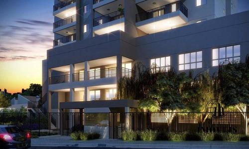 apartamento residencial à venda, santana, são paulo. - ap1135