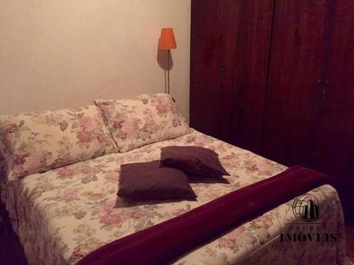 apartamento residencial à venda, santana, são paulo. - ap1311