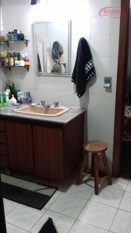 apartamento residencial à venda, santana, são paulo. - ap1458