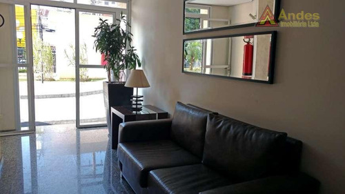apartamento residencial à venda, santana, são paulo. - ap2368