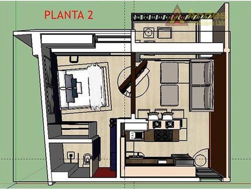 apartamento residencial à venda, santana, são paulo. - ap3024