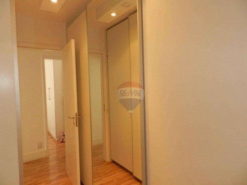 apartamento residencial à venda, santo amaro, são paulo - ap0319. - ap0319