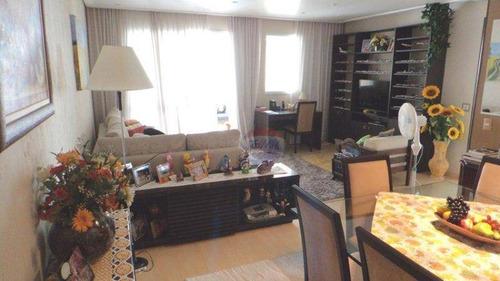 apartamento residencial à venda, santo amaro, são paulo - ap0601. - ap0601