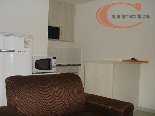 apartamento residencial à venda, santo amaro, são paulo. - ap4109