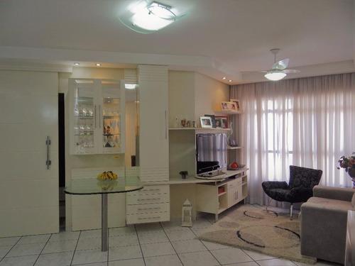 apartamento residencial à venda, santo antônio, americana. - ap0124