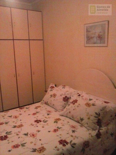 apartamento residencial à venda, santo antônio, são caetano do sul - ap0422. - ap0422