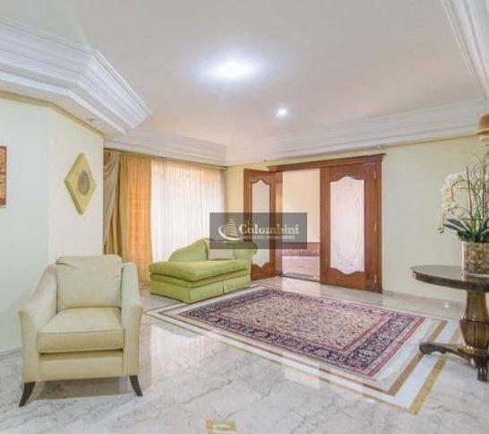apartamento residencial à venda, santo antônio, são caetano do sul - ap0605. - ap0605