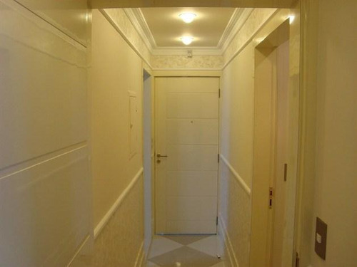 apartamento residencial à venda, santo antônio, são caetano do sul. - ap1627